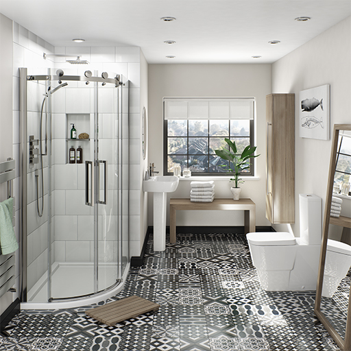 Princeton Bathroom Suite Range