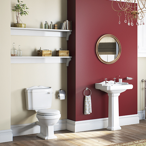 Winchester Bathroom Suite Range