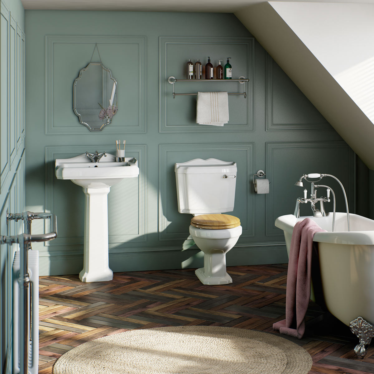Winchester Master Suite: Bathroom Suite Ranges