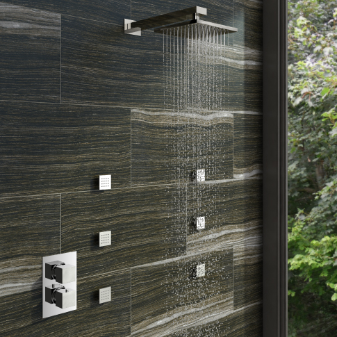 Thermostatic Shower Sets