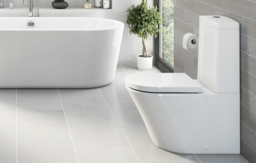Browse Contemporary Toilets