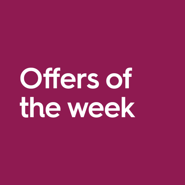 offers of the week banner