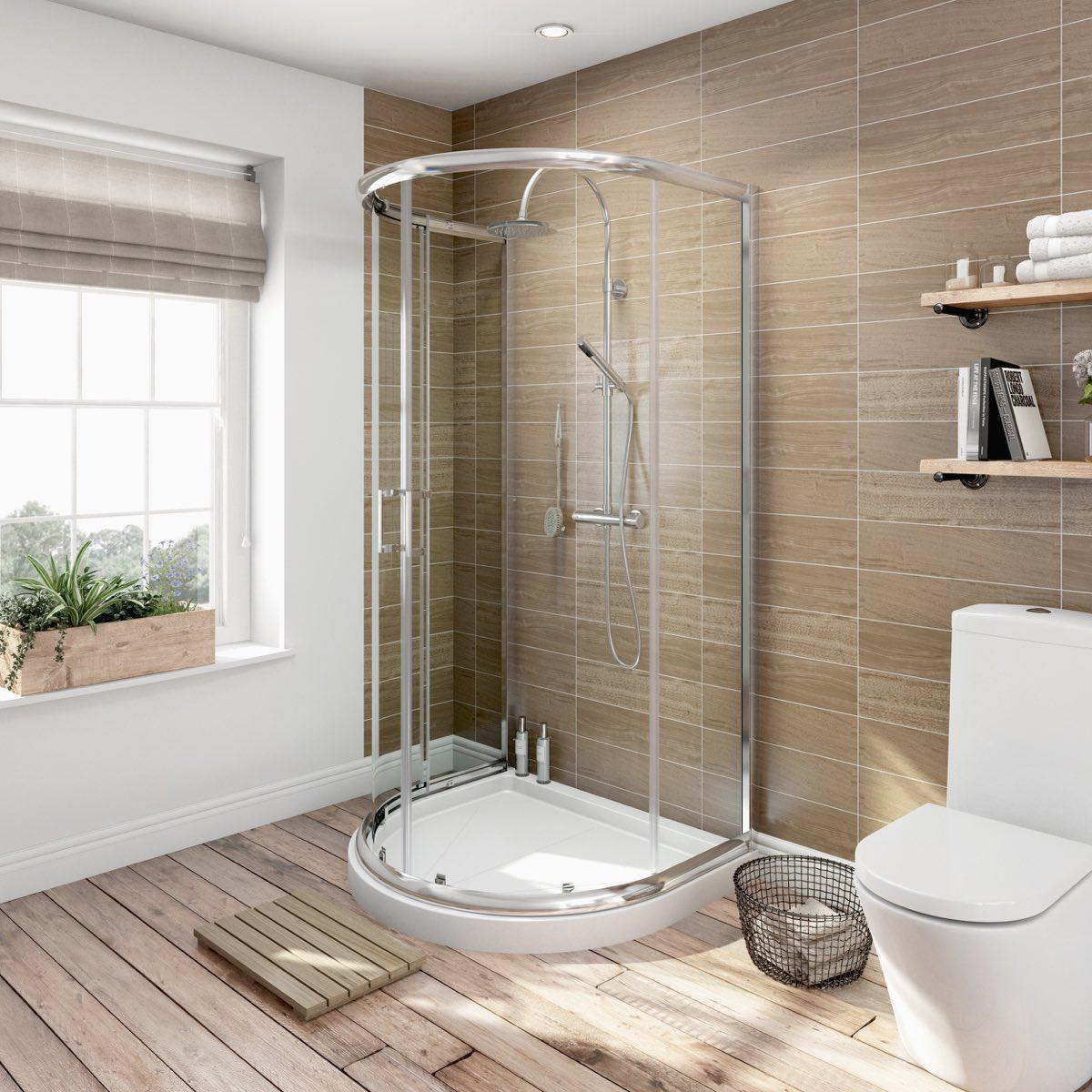 Curved Shower Door For Bathtub