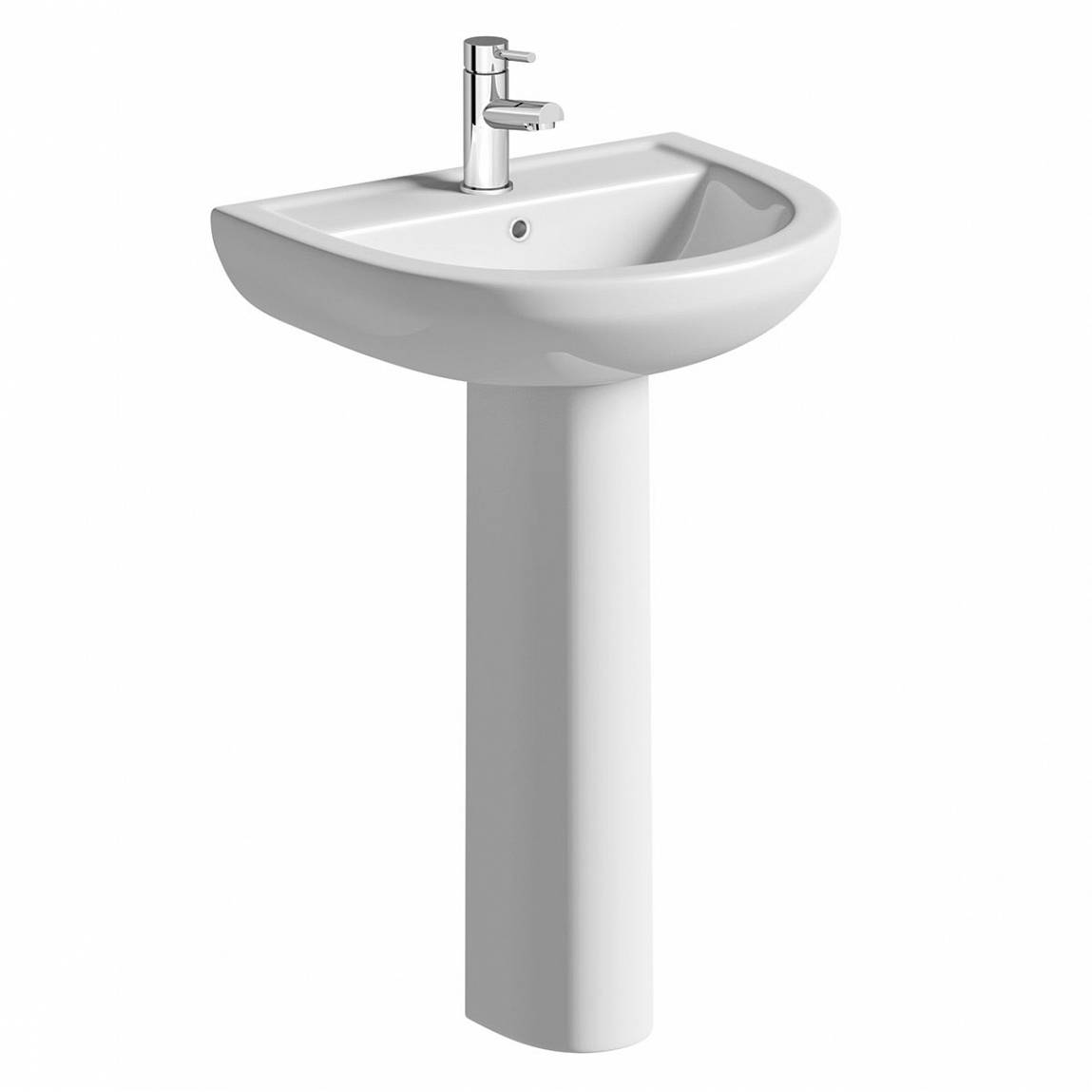 Image of Como Basin & Pedestal Special Offer