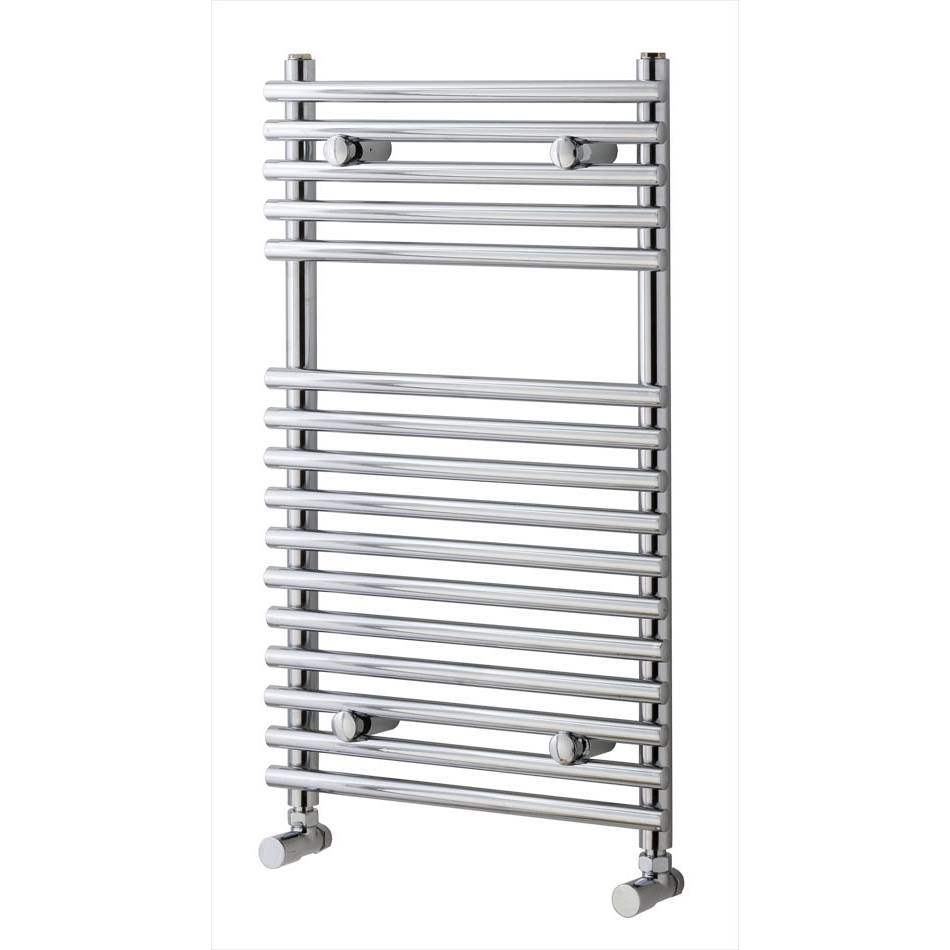 Image of Tubular Heated Towel Rail 750 x 450