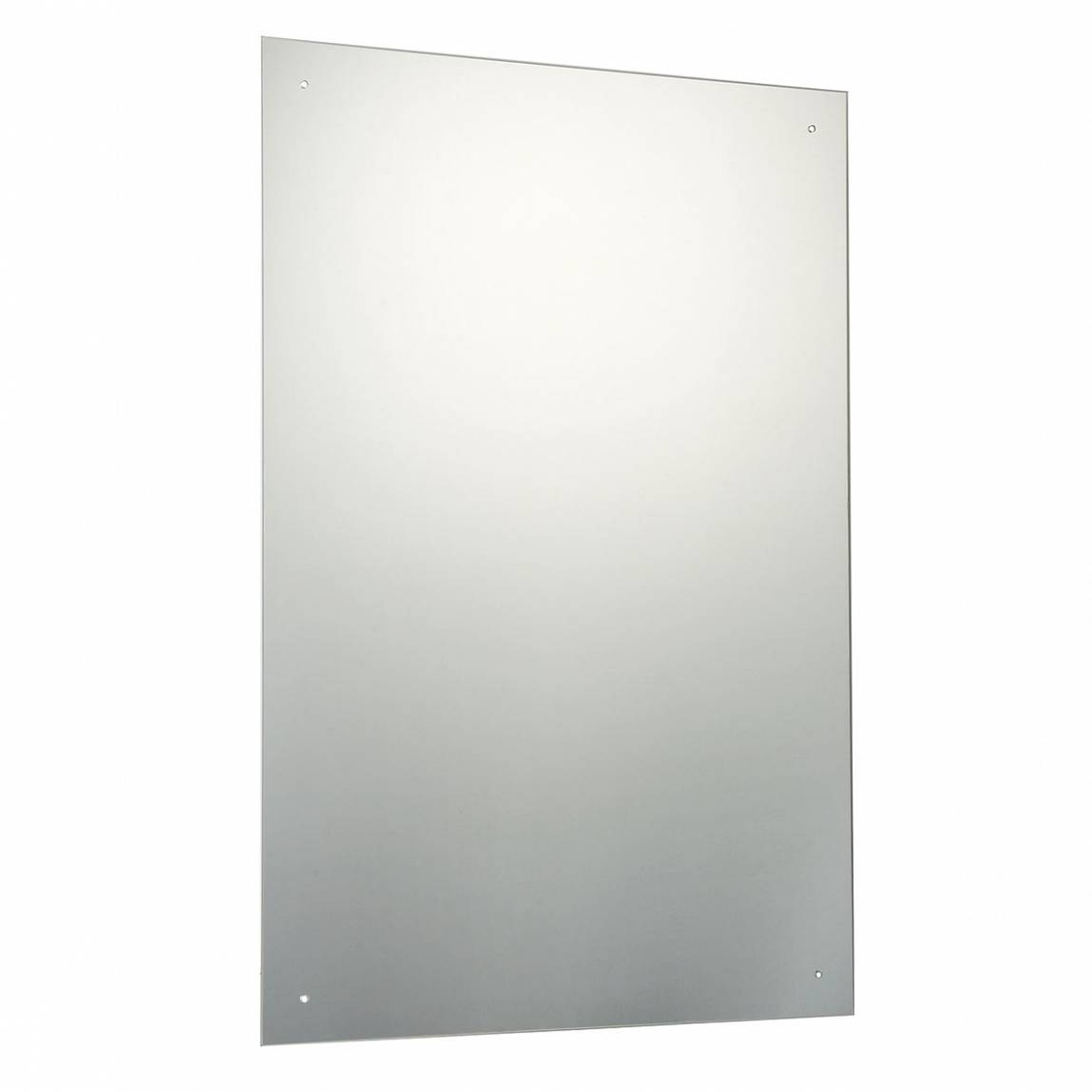 Image of Rectangular Drilled Mirror 60x90cm