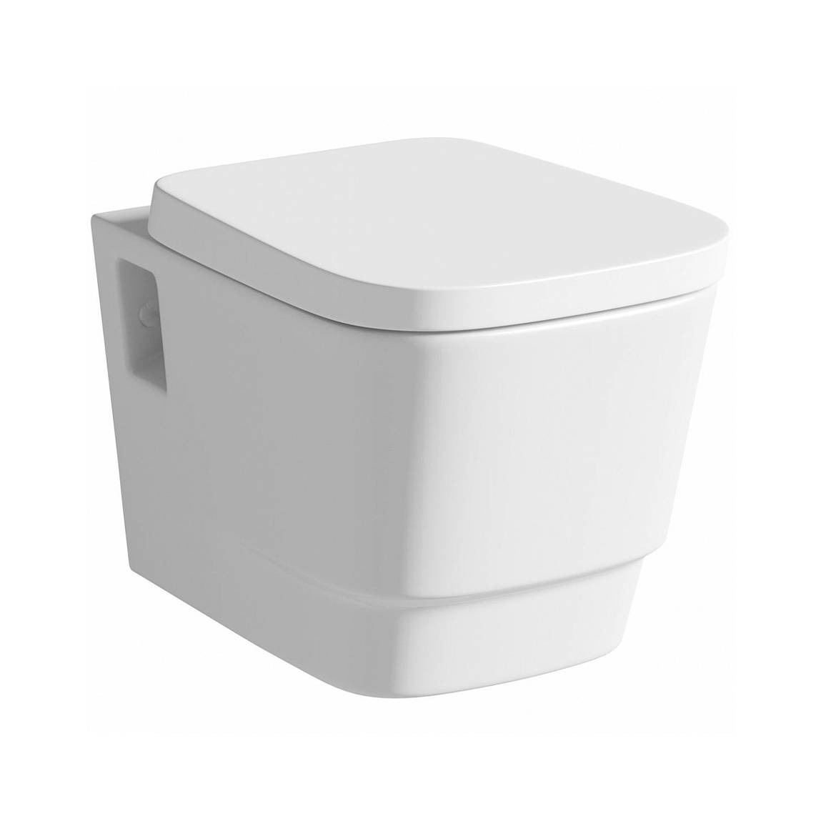 Image of Princeton Wall Hung Toilet inc Luxury Soft Close Seat