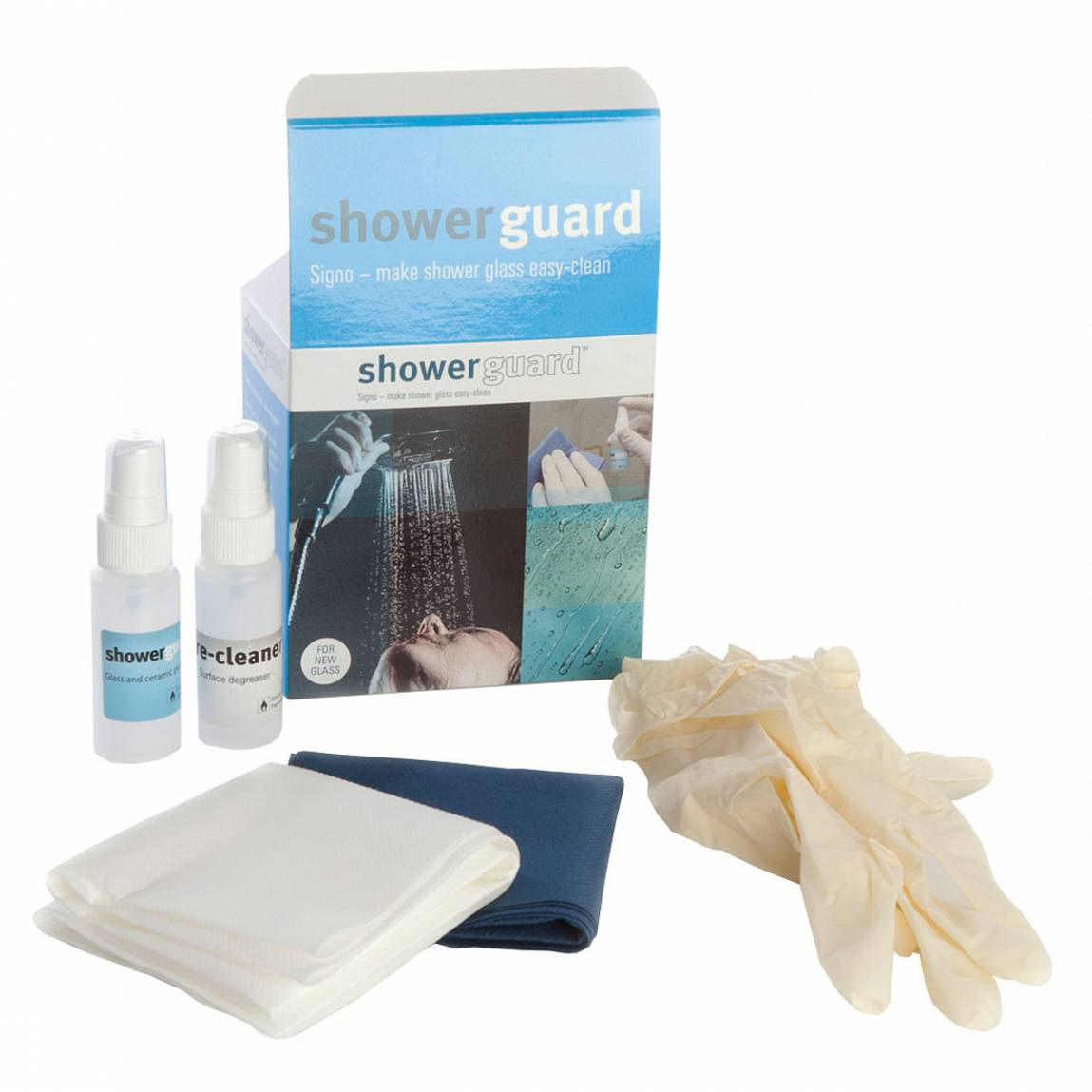 Image of Showerguard Easy Clean Bathroom Coating Kit