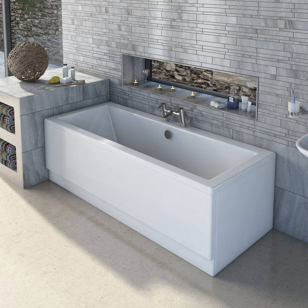 Chelsea Bath 1800 x 800