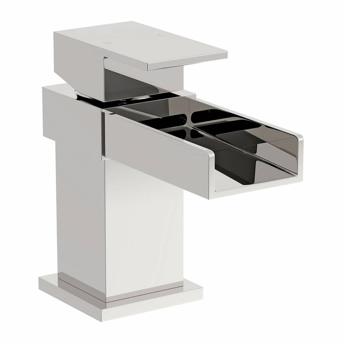 Image of Metro Waterfall Cloakroom Basin Mixer