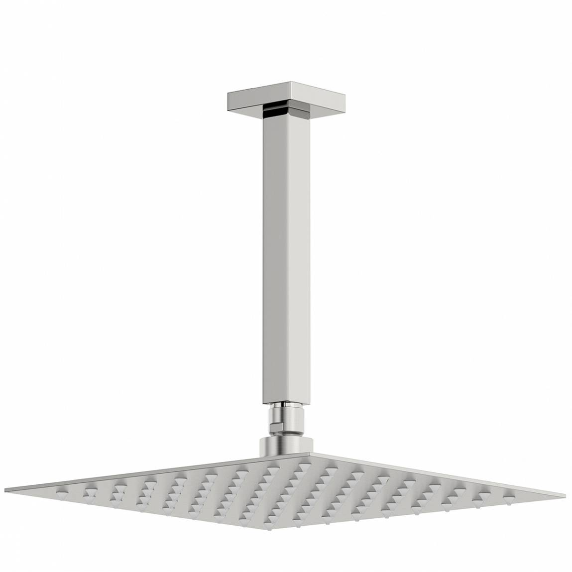 Image of Incus 250mm Shower Head & Square Ceiling Arm