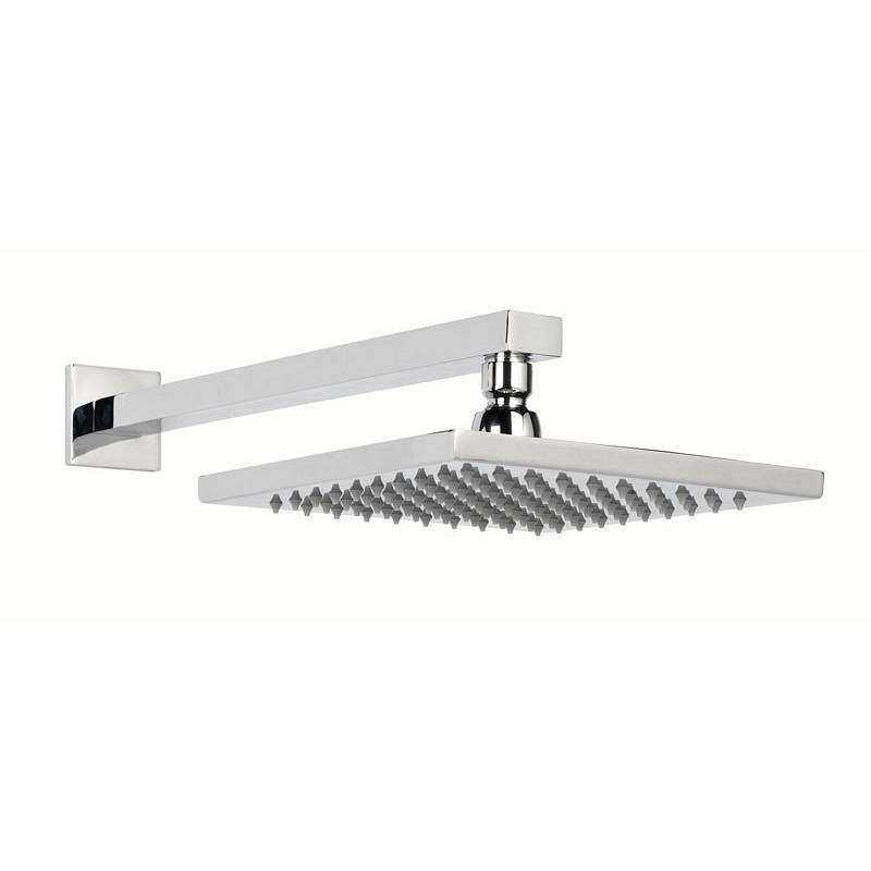 Image of Square 200mm Head & Wall Arm