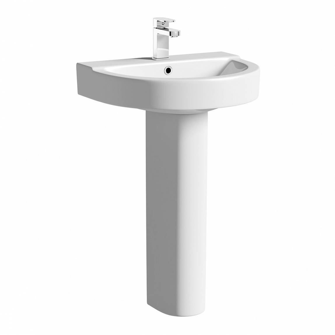 Image of Sorrento Basin & Pedestal Large