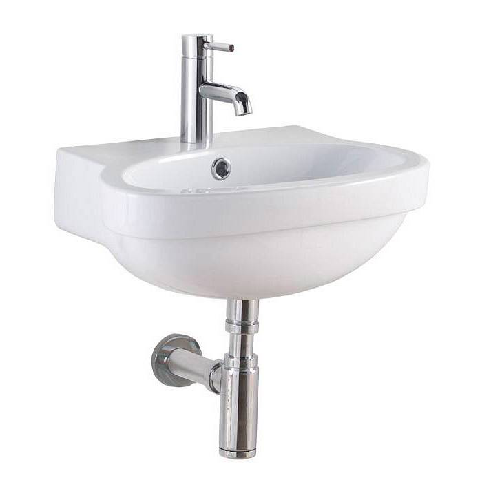 Image of Deco Wall Mounted Basin Special Offer