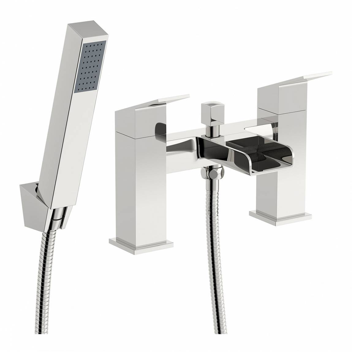 Image of Escala Waterfall Bath Shower Mixer