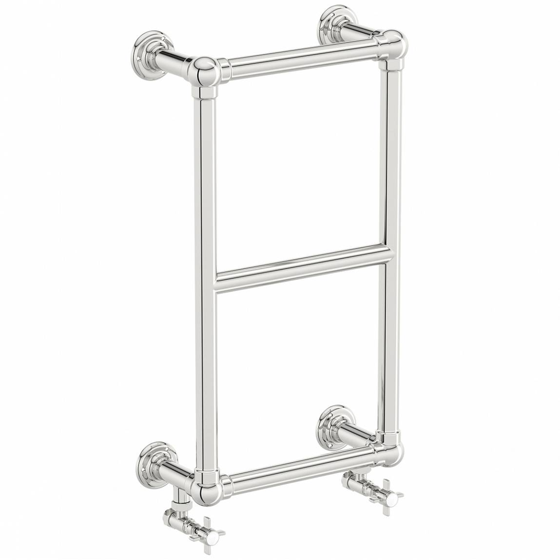 Image of Dorchester Heated Towel Rail PLUS Valves