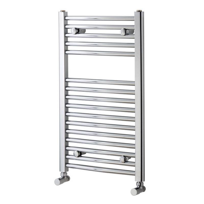 Image of Curved Heated Towel Rail 750 x 450
