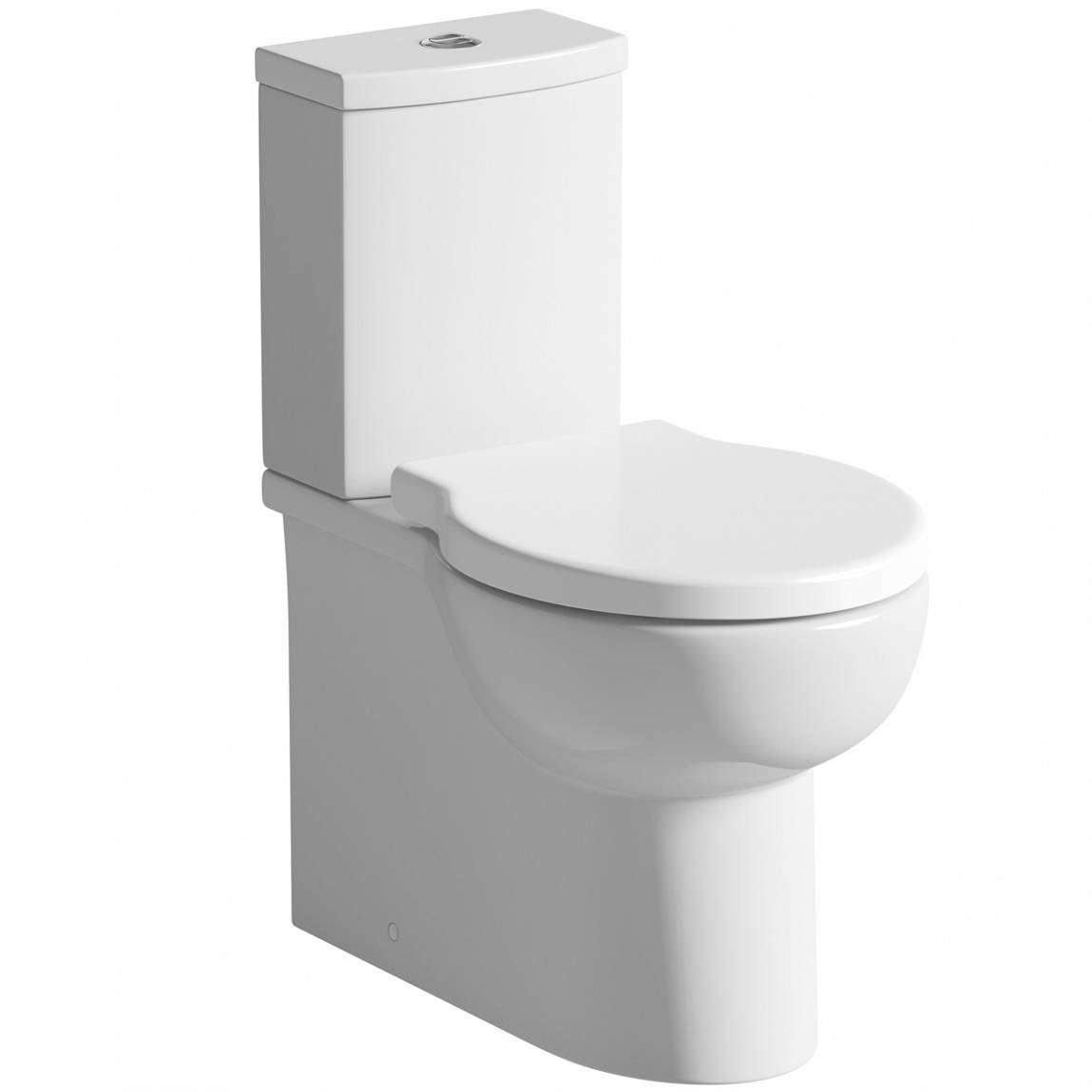 Image of Madison Close Coupled Toilet inc Luxury Soft Close Seat