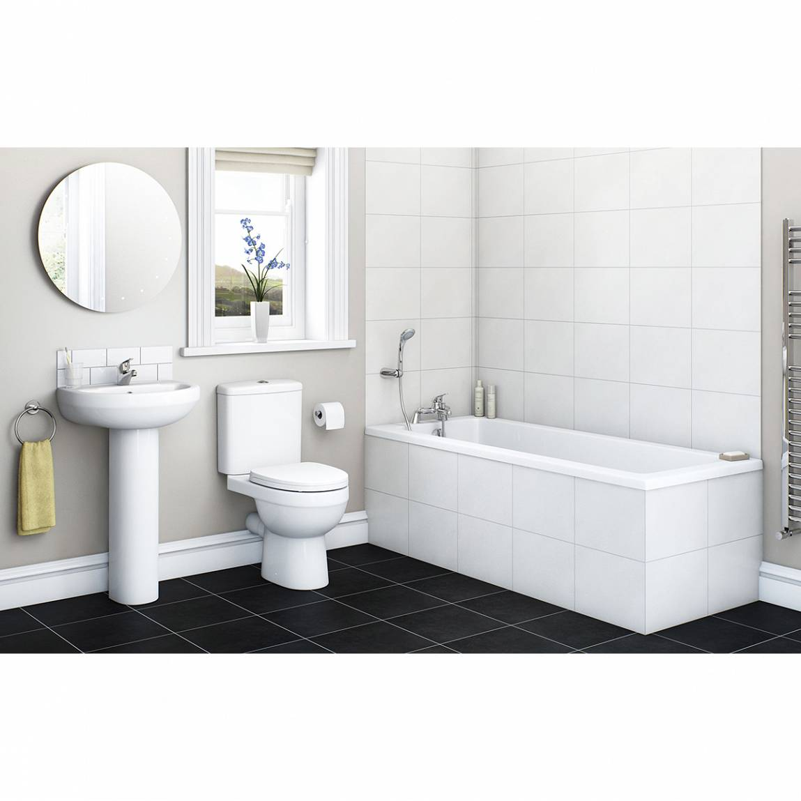 Image of Energy Family Bathroom Suite