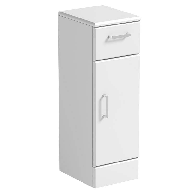 Image of Sienna White Storage Unit 300