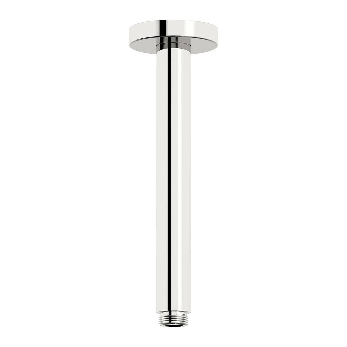 Image of Ceiling Shower Arm 200mm Round
