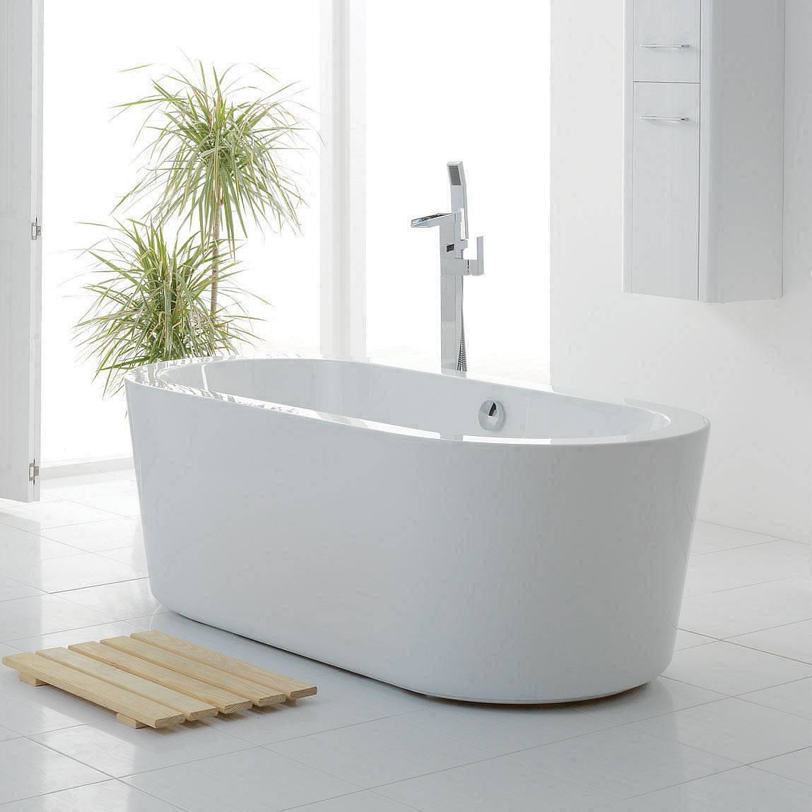 Arc Freestanding Bath Small | VictoriaPlum.com