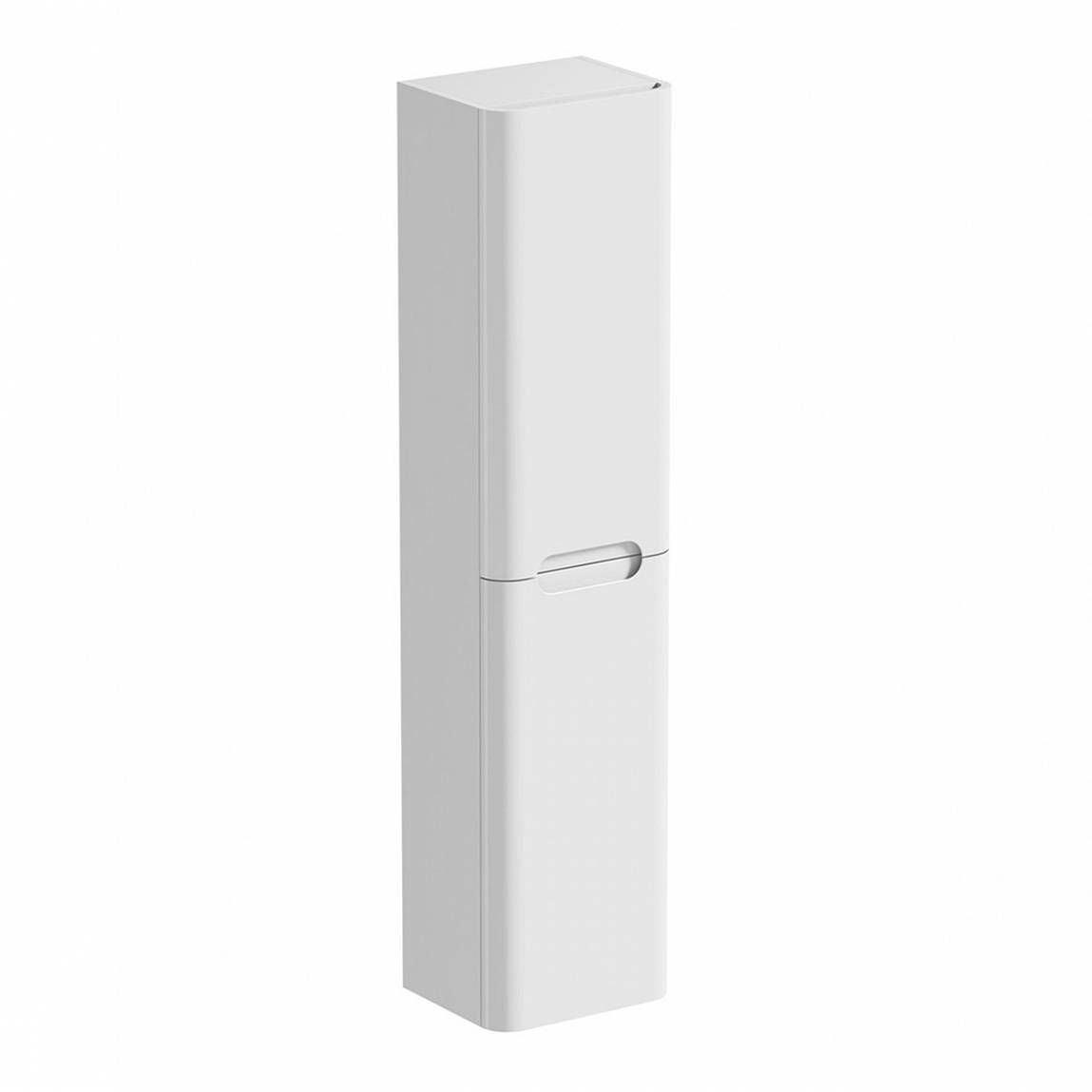 Image of Planet Select White Wall Cabinet