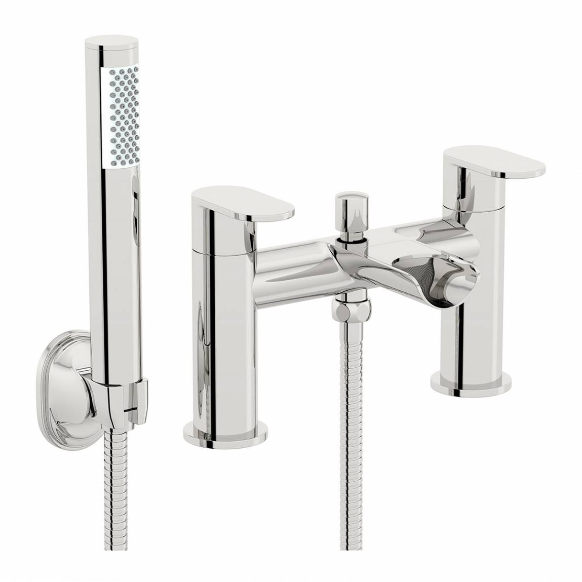 Image of Keswick Waterfall Bath Shower Mixer