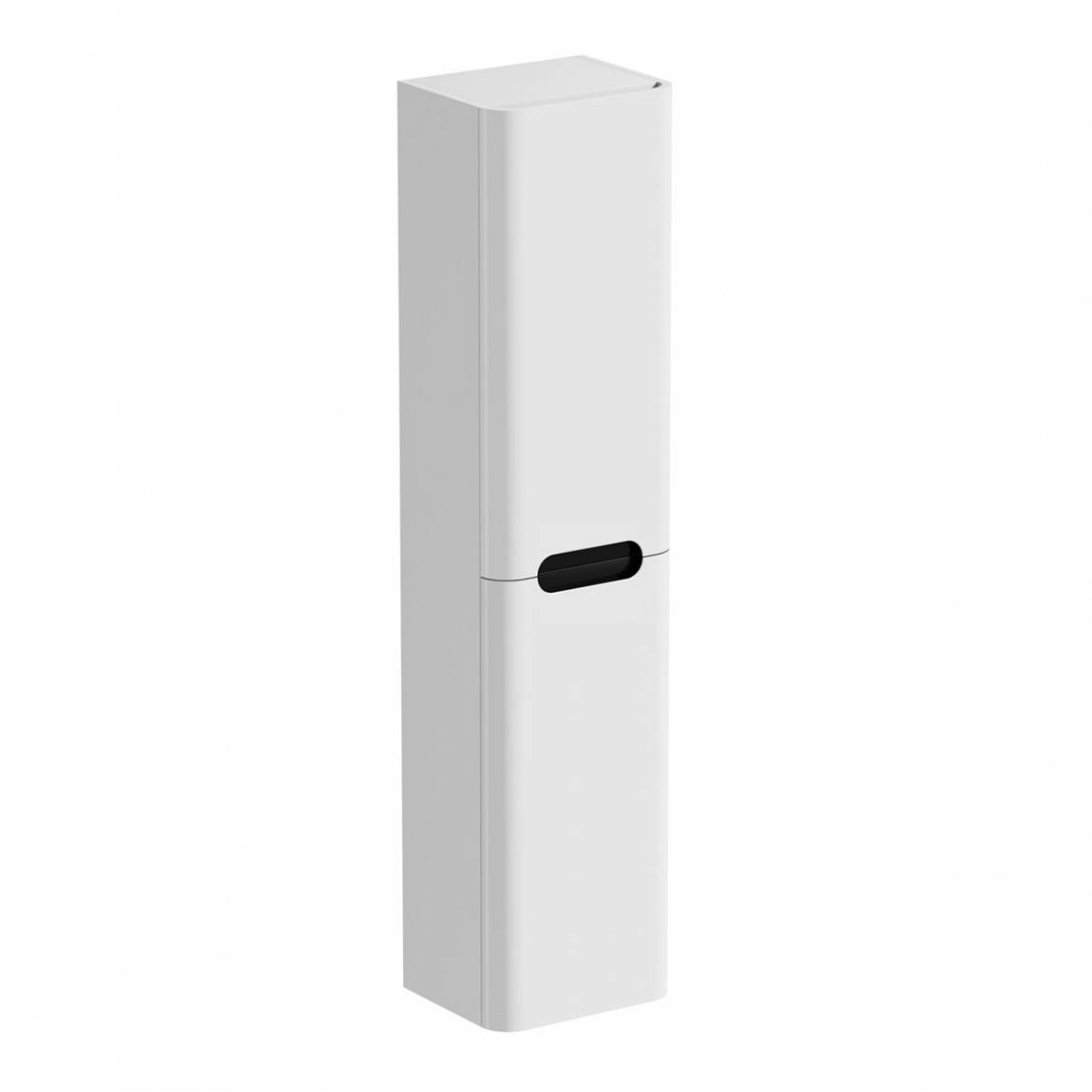 Image of Planet Select White Wall Cabinet with Essen Insert