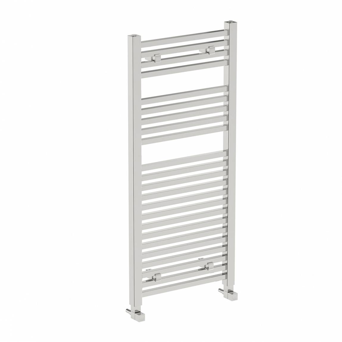 Image of Square Heated Towel Rail 1200 x 490