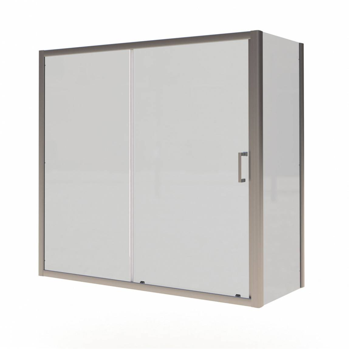 Image of Overbath Sliding Enclosure 1700 x 750 Special Offer