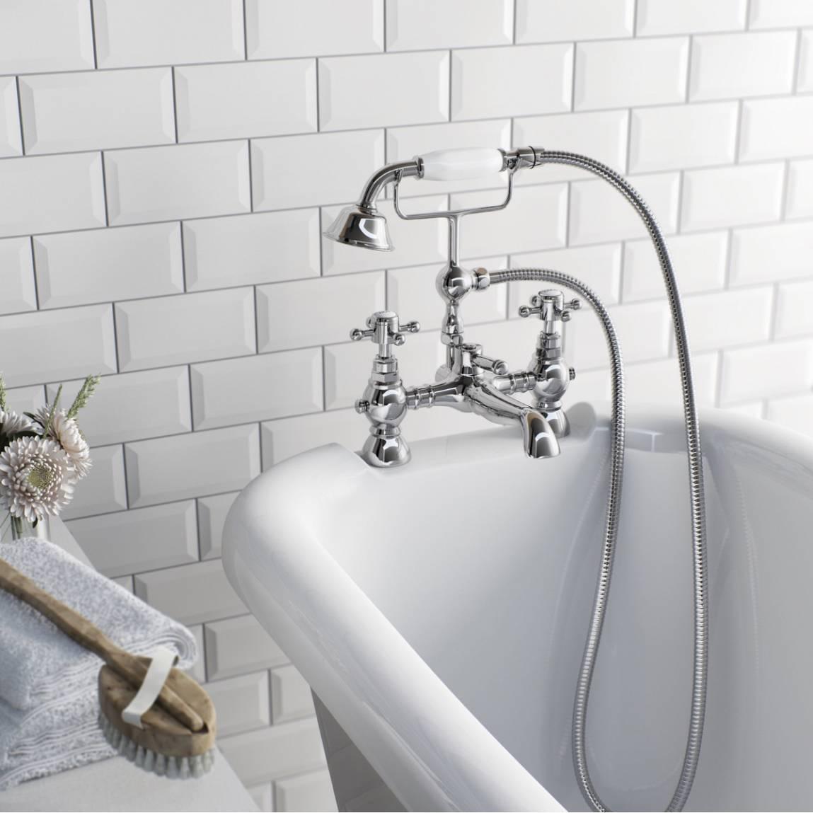 Coniston Bath Shower Mixer