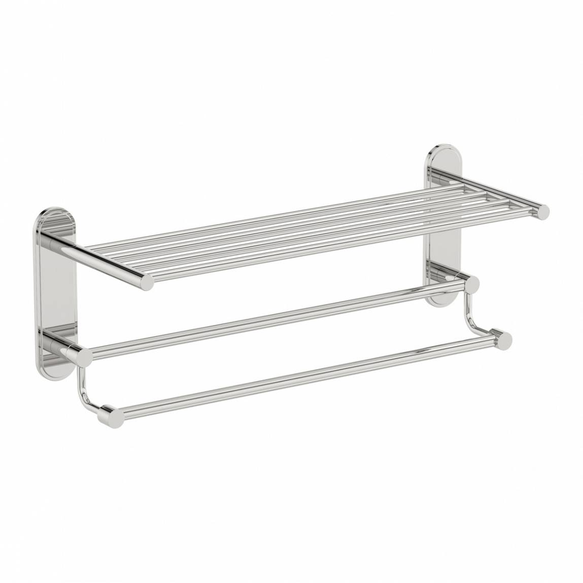 Image of Options Traditional Towel Shelf