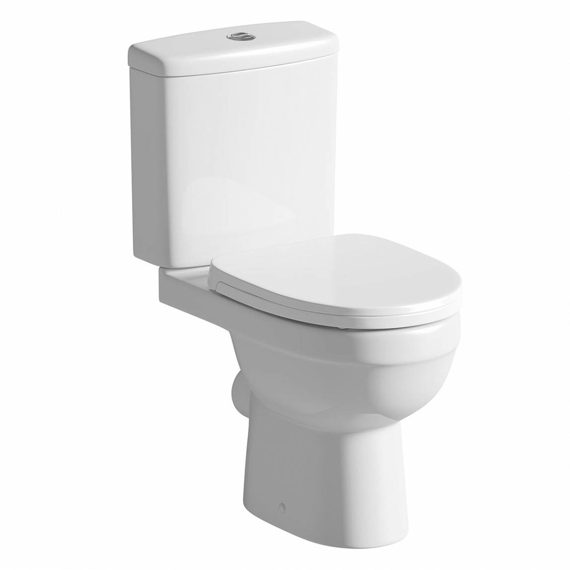 Image of Energy Close Coupled Toilet inc Soft Close Seat Special Offer