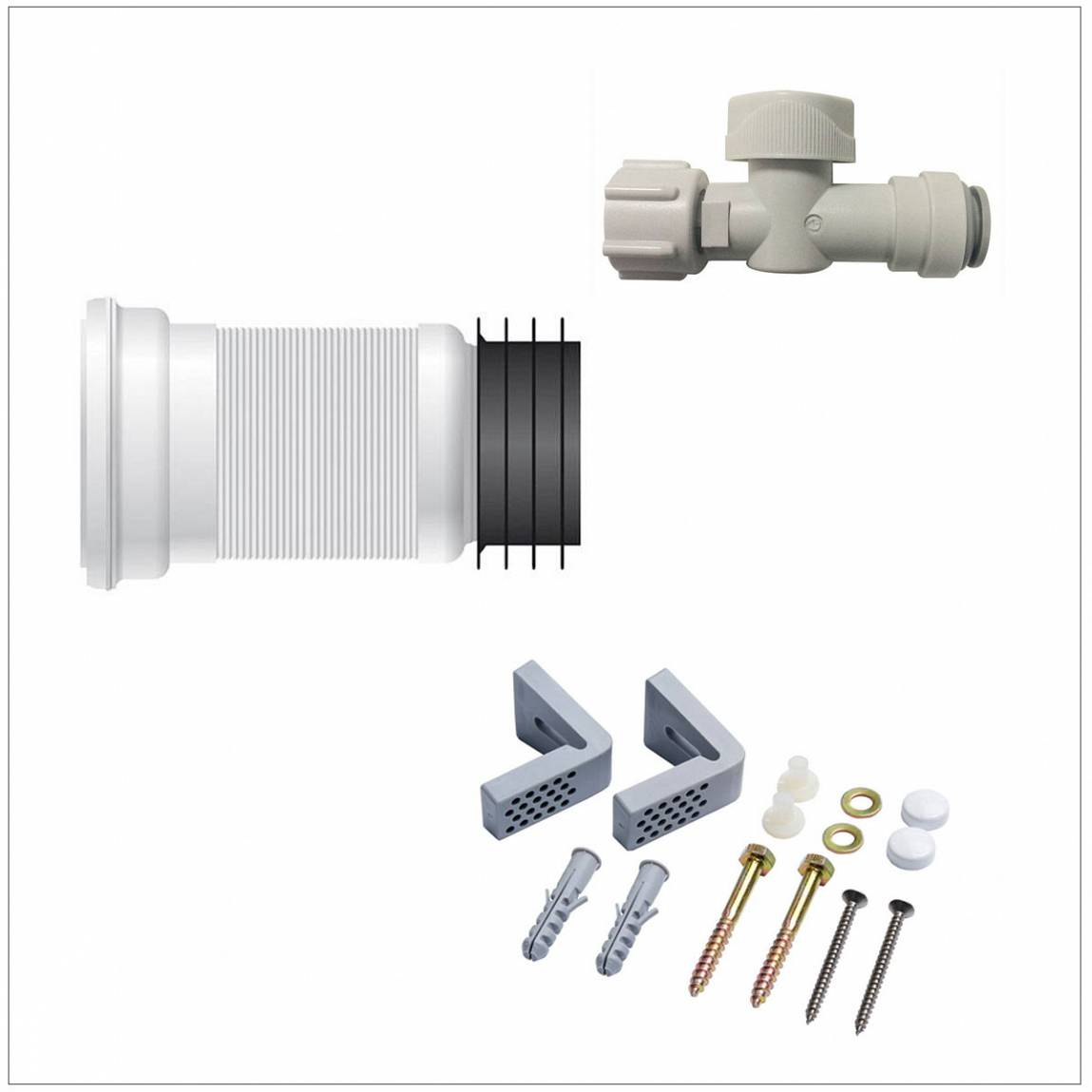 Image of Toilet Fitting Pack
