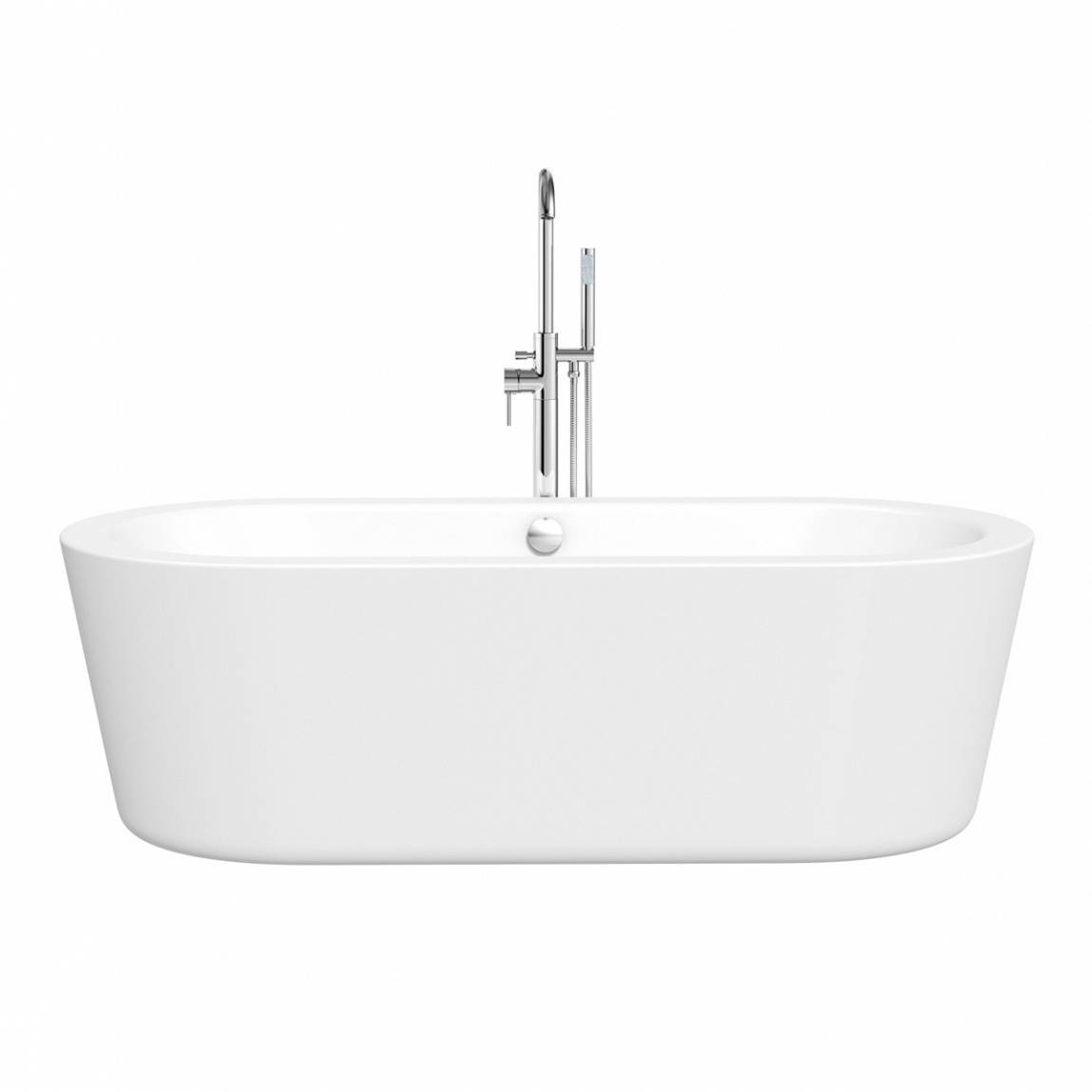 Image of Arc Freestanding Bath Small