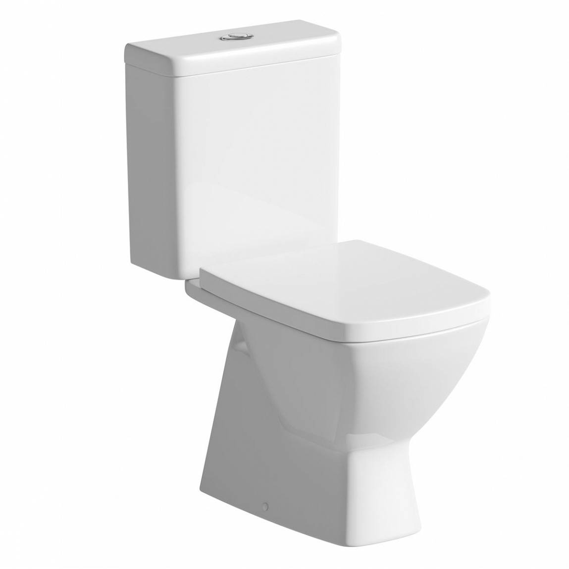 Image of Verso Close Coupled Toilet inc. Seat