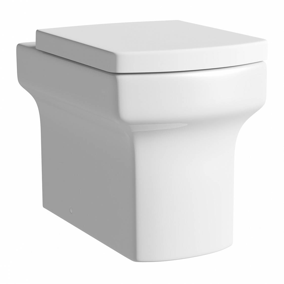Image of Vermont Back to Wall Toilet inc Luxury Soft Close Seat