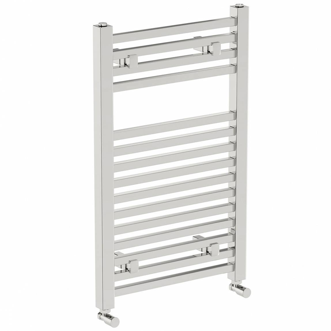 Image of Square Heated Towel Rail 800 x 490
