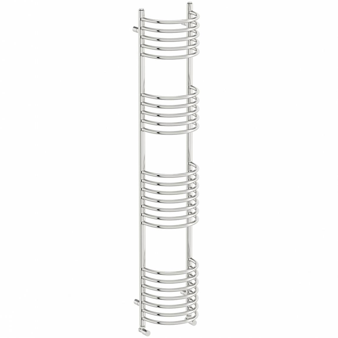 Image of Luna Heated Towel Rail 1635 x 320