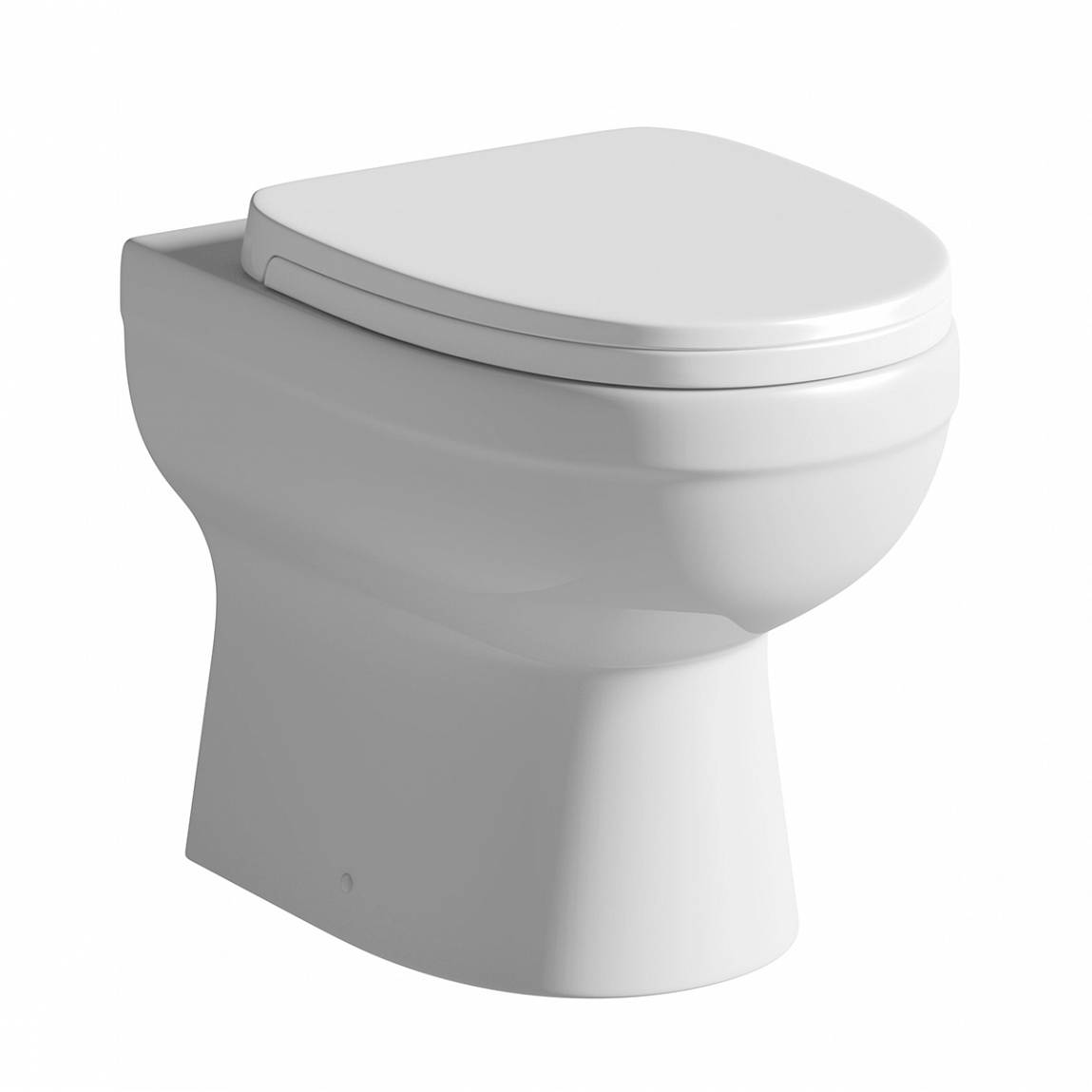Image of Energy Back To Wall Toilet inc Seat