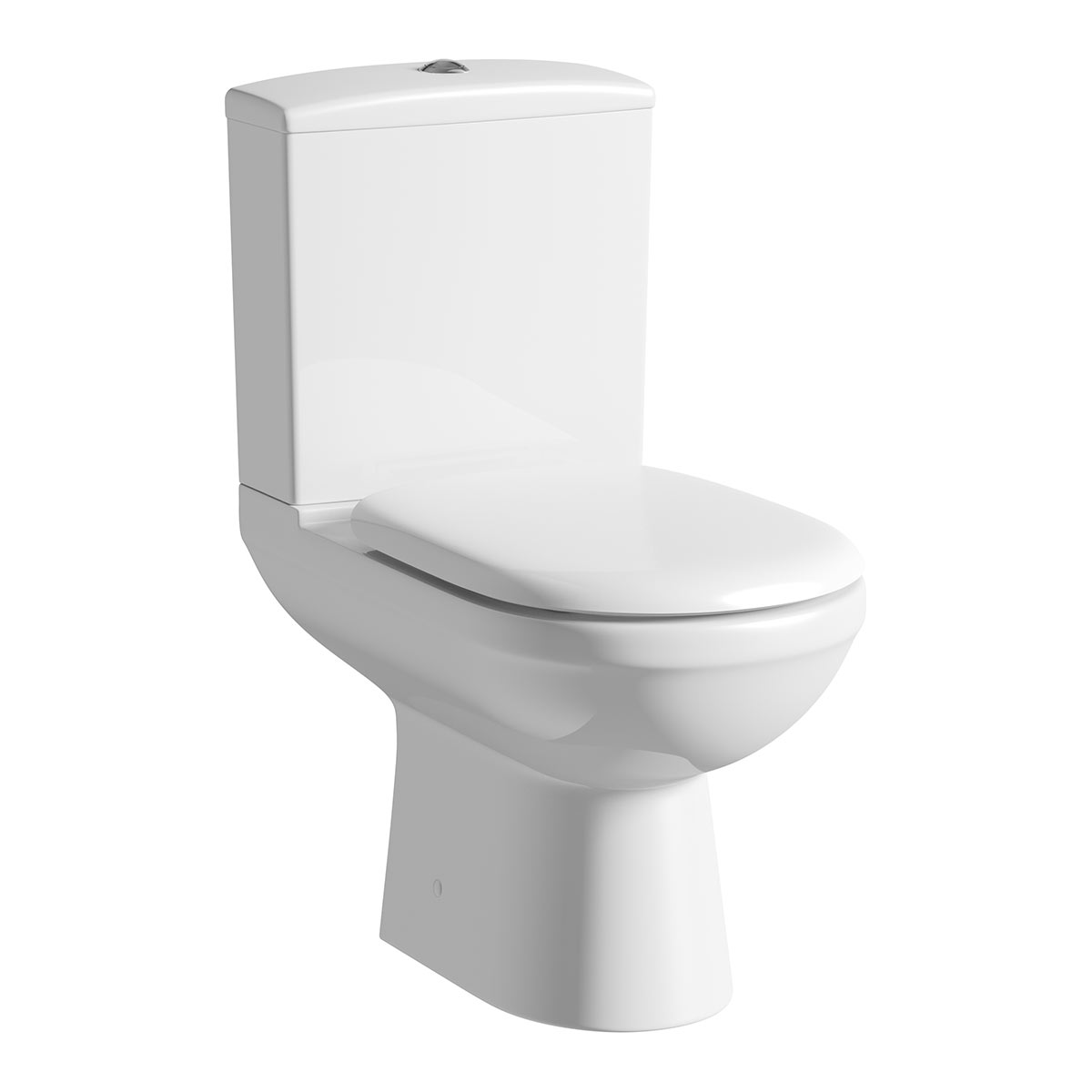 Image of Autograph Close Coupled Toilet exc Seat