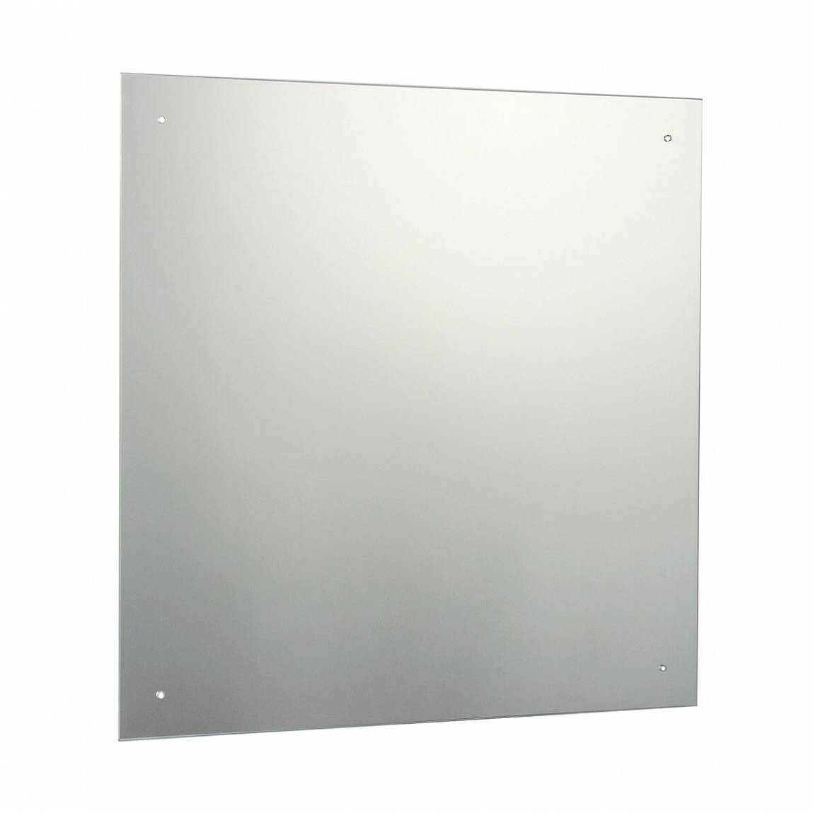 Image of Square Drilled Mirror 60x60cm
