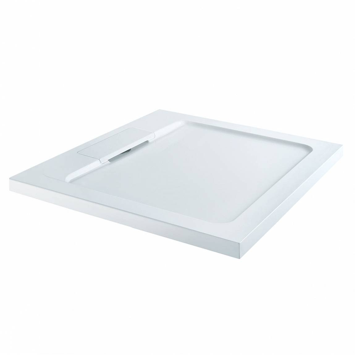 Image of Designer Square Stone Shower Tray 800 x 800