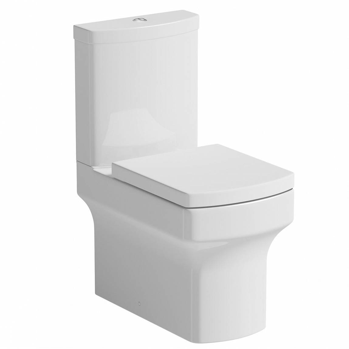 Image of Vermont Close Coupled Toilet inc Soft Close Seat