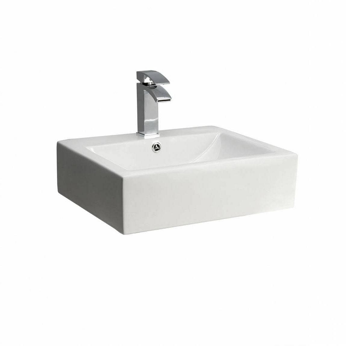 Image of Quadra Counter Top Basin
