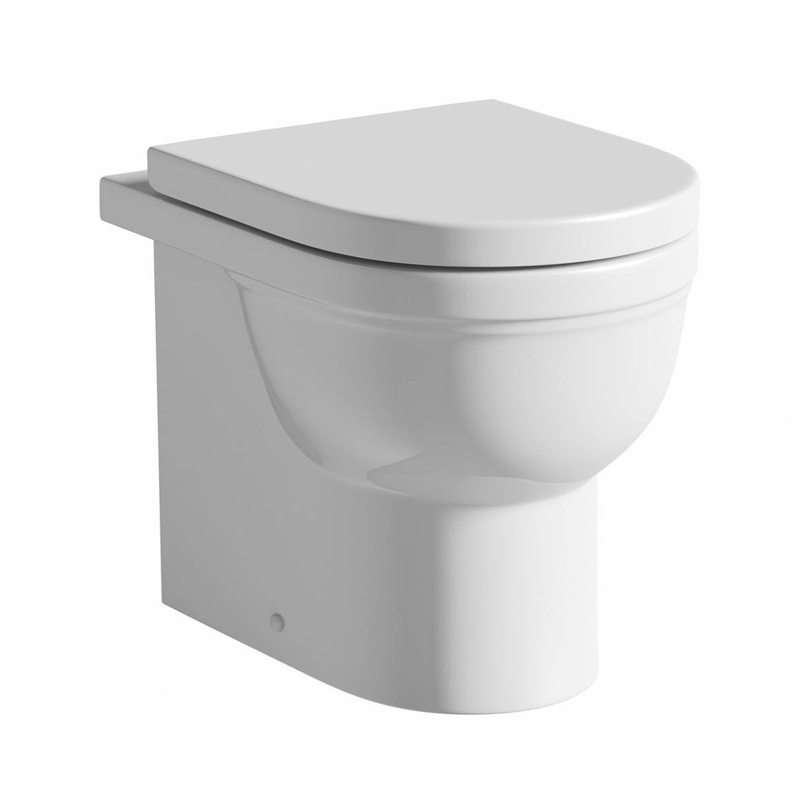 Image of Deco Back to Wall Toilet exc Seat Special Offer