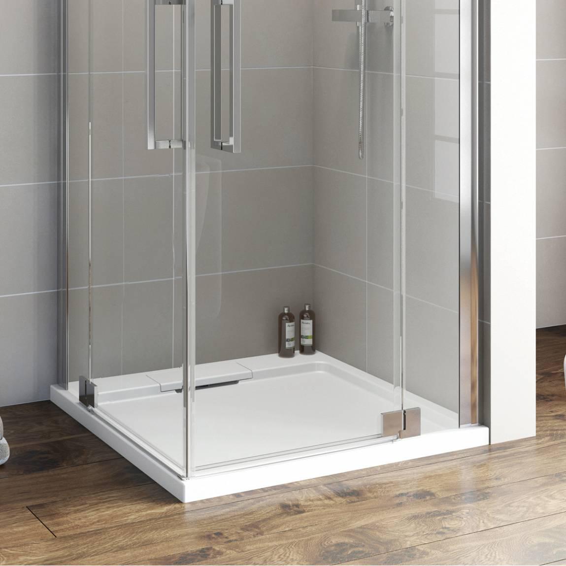 Designer Square Stone Shower Tray 800 X 800 Victoriaplum Com