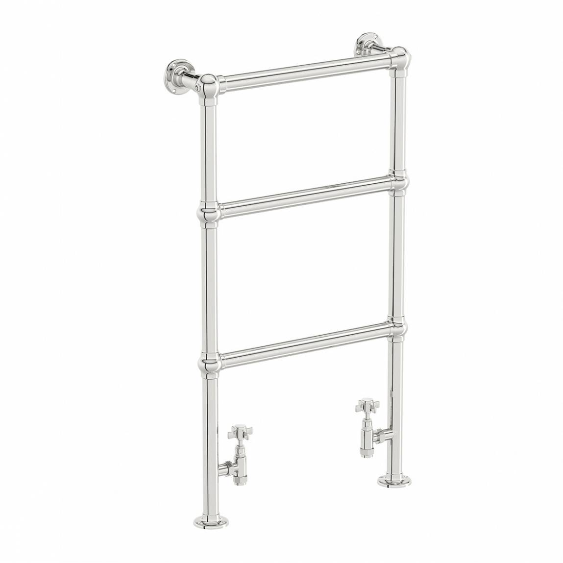 Image of Kensington Heated Towel Rail 914 x 535