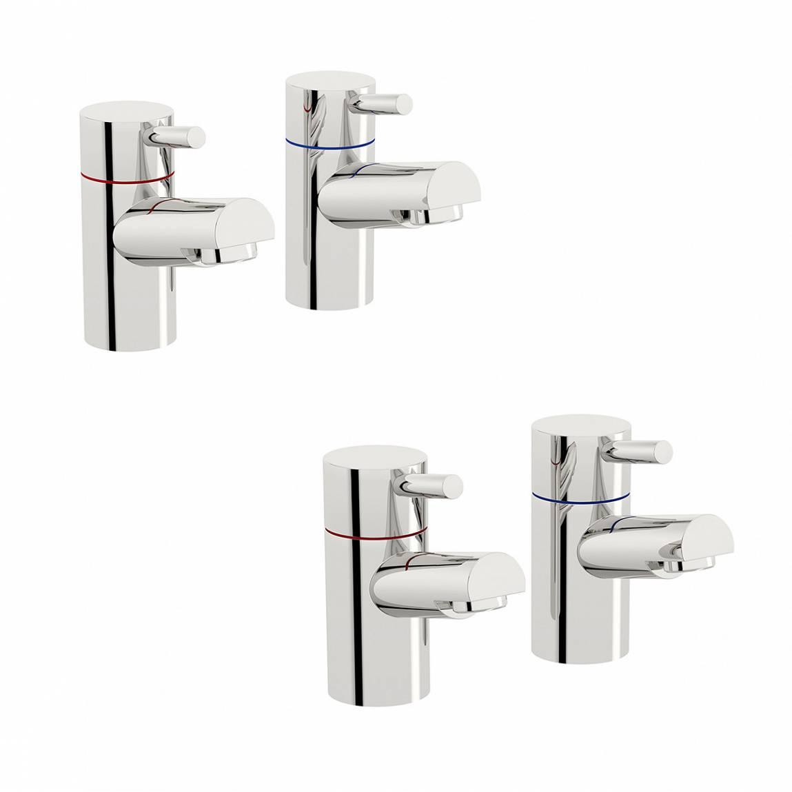 Image of Matrix Basin and Bath Tap Pack